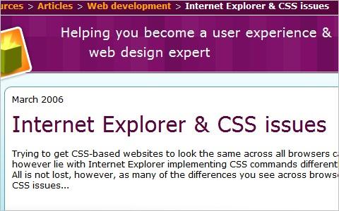 Правим CSS: Продвинутые методы и утилиты