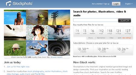 Сайты бесплатных и коммерческих фото-архивов (стоковой фотографии)
