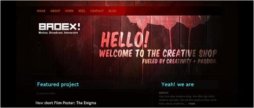CoolWebmasters.Com - Более 45 креативных и бодрящих дизайнов для WordPress