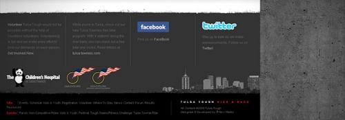 Более 80 превосходных «подвалов» современных дизайнов веб-сайтов – Футеры!