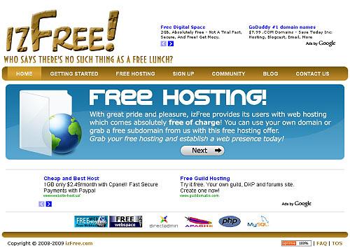 CoolWebmasters.Com - Бесплатный хостинг
