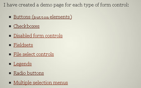 51 один ресурс и обучаемые тексты по созданию и использованию элементов веб-форм