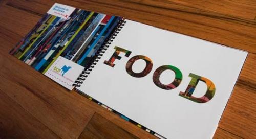 Несколько дизайнов брошюр для вдохновения