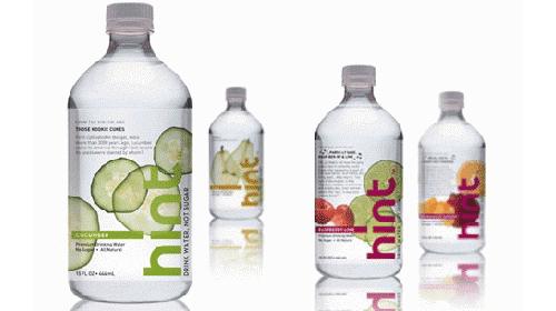 Бутылочные наклейки как источник дизайнерских идей