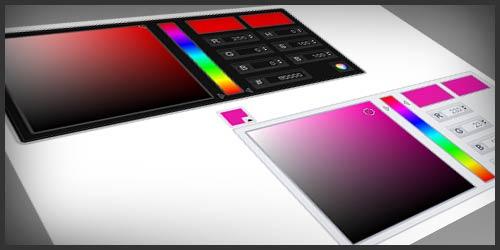 Плагин для jQuery – Color Picker
