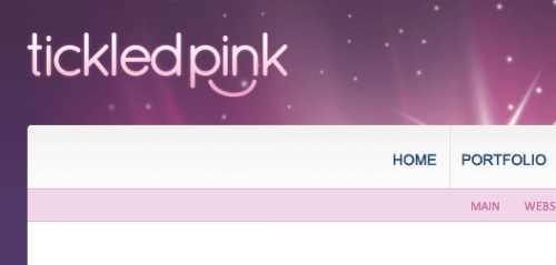 21 пример удачного применения розового цвета в веб-дизайне
