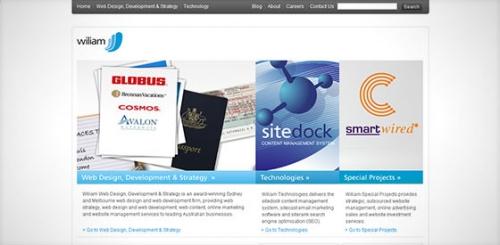 Дизайны корпоративных веб-сайтов: 60 примеров для вашего вдохновения