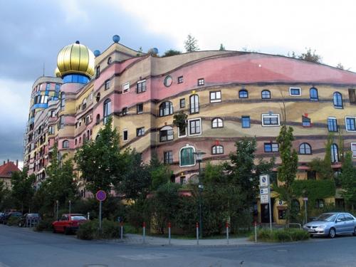 Более 80 примеров необычных и удивительных архитектурных решений