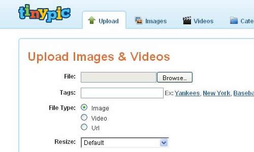 10 бесплатных хостингов изображений и сайты размещения фотографий