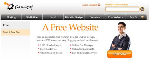 5 самых надежных и удобных бесплатных веб-хостингов