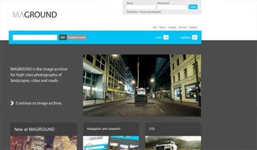 Более 45 прекрасных примеров веб-дизайна из Германии