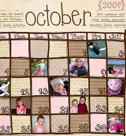 Интересные календари своими руками фото