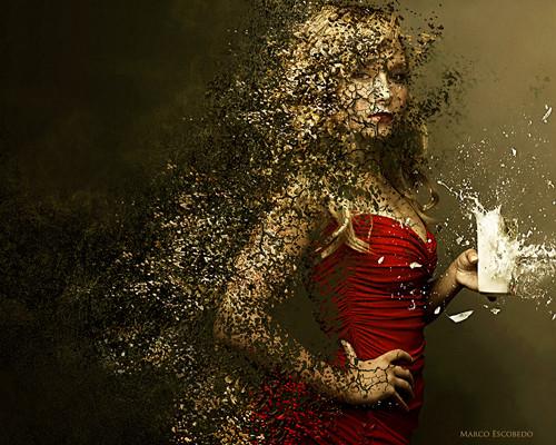 Более 25 великолепных примеров цифровой фото-манипуляции