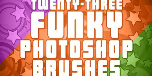 Более 500 бесплатных кистей для Photoshop в ретро-стиле