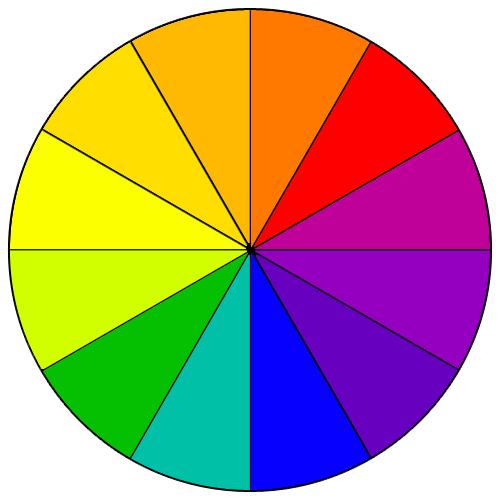собственную цветовую схему