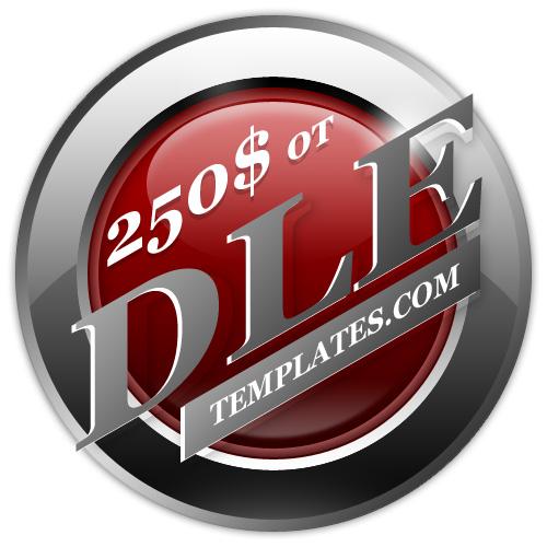 DLETemplates.Com - спонсор акции