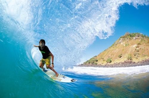 34 примера фотосъёмки высоких агрессивных волн