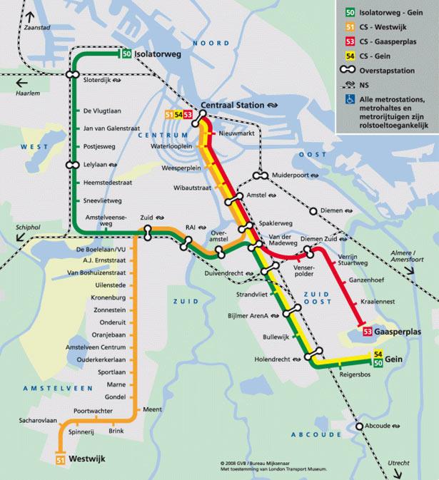 Cхема метро