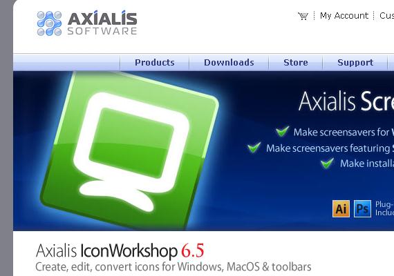 Для разработки, конвертации и редактирования дизайнов иконок для Mac, Wi