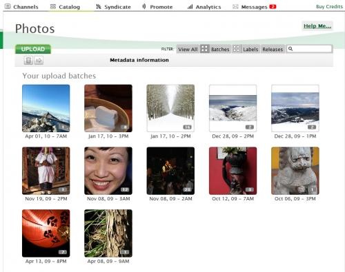 iSyndica: сервис загрузки снимков сразу на несколько разных сайтов стоковой фотографии