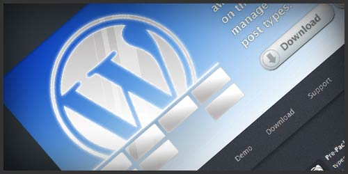 Плагин Easy Post Types Plugin для WordPress 3.0
