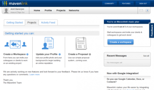 Mavenlink – ПО для управления проектами и взаимодействием с клиентами методом рассеянной обработки данных