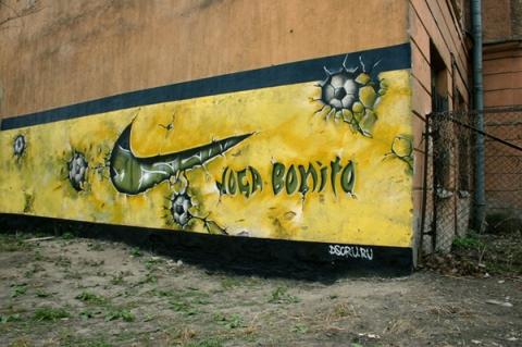 Вдохновение к дизайну: Подборка рисунков в стиле Граффити