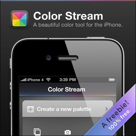 Color Stream - ���������� iPhone-���������� ��� ���-����������