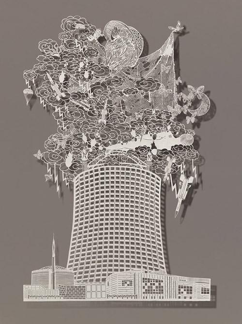 40 превосходных произведений искусства, выполненных из бумаги