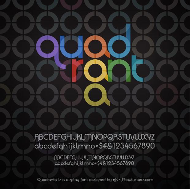 50 свежих шрифтов за 2010 год