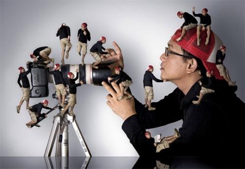 20 впечатляющих фото-манипуляций
