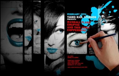 70 превосходных дизайнов брошюр, листовок и плакатов для вашего вдохновения