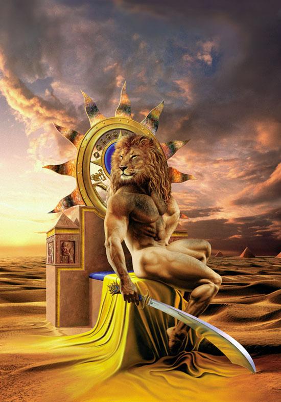 Гороскоп для одинокой женщины льва