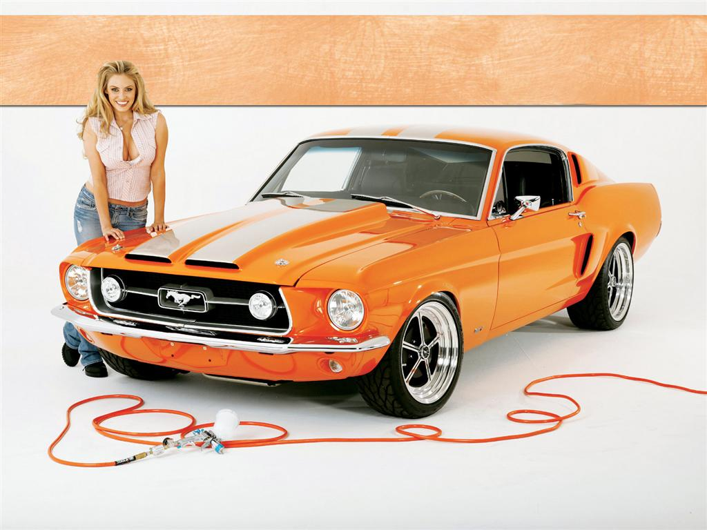 role and history of mustang in car industry