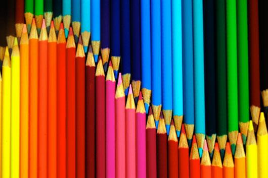 Выбор цветовых схем в веб-.