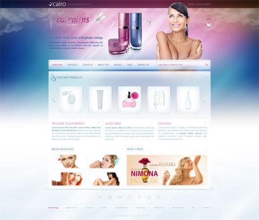 Выбор цветовых схем в веб-