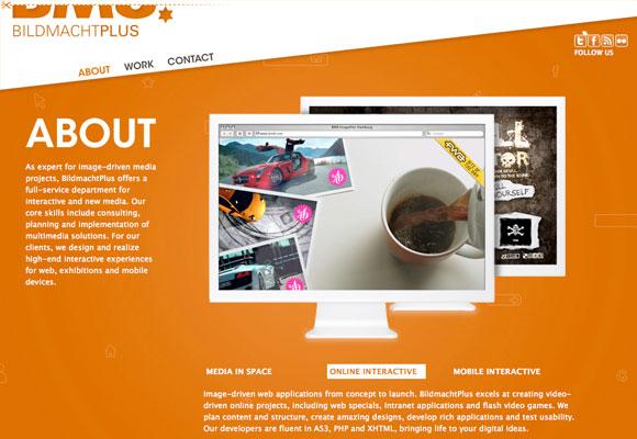 Цветовая схема для сайта