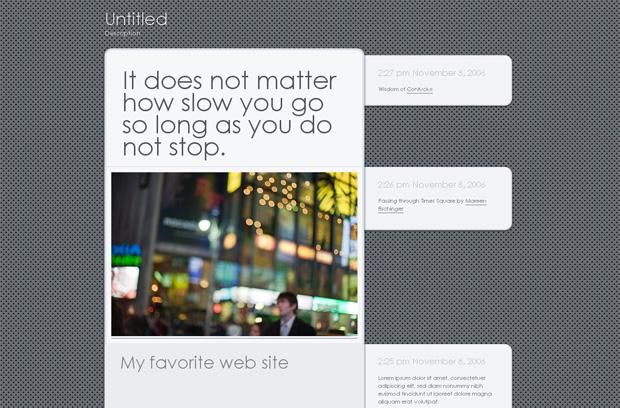Tumblr Как Оформить