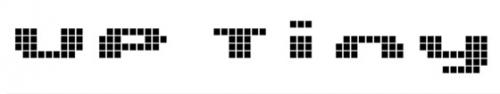 20 наиболее полезных цифровых шрифтов для разработки LED-баннера