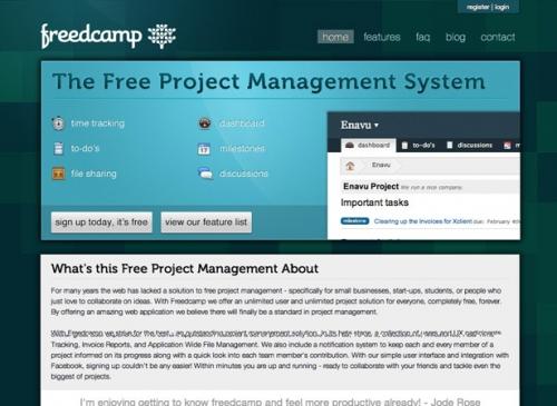 Project management essays