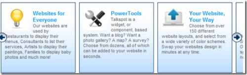 Talkspot: создание бесплатного веб-сайта за минуты