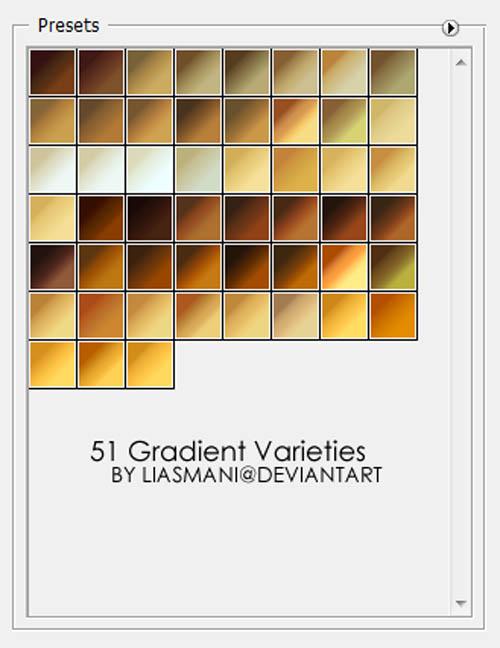 20 бесплатных наборов цветных градаций для Photoshop