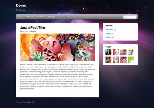 Мобильный дизайн с помощью CSS3 Media Queries