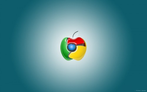 Обои Google Chrome