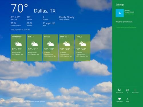 Знакомство с Windows 8: откровения разработчиков