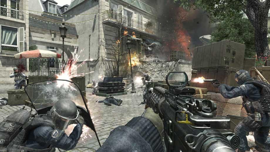 Скачать Игру Call Of Duty Зов Долга Через Торрент - фото 4