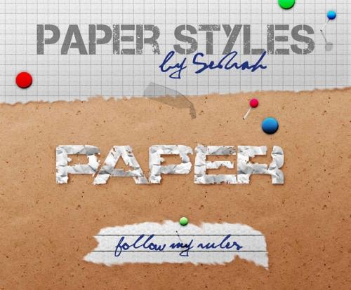 Текстовые стили для Photoshop: 20 отличных стилей абсолютно бесплатно!