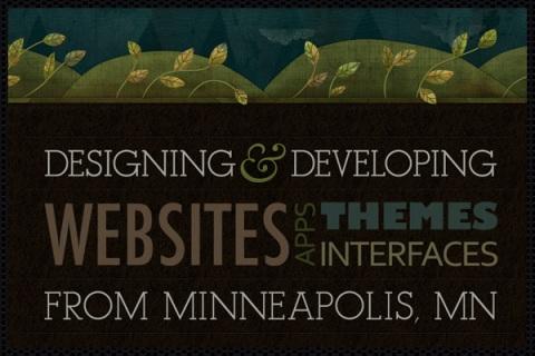 Современные тенденции в веб-дизайне 2011-2012