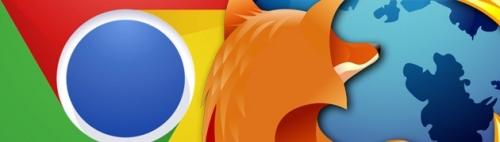 Firefox 8 против Chrome 15 – Chrome больше не самый лёгкий веб-браузер