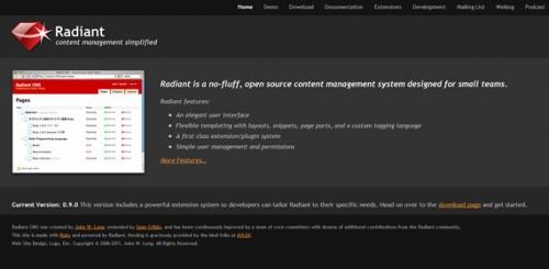 Подборка небольших, но очень функциональных систем управления контентом (CMS)